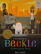 Caldecott Medal Winning Book: Beetle by Dan Santat