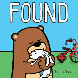 Picture Book Cover: Found