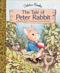 Picture Book Cover: Peter Rabbit