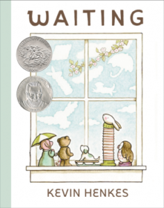 Picture Book Cover: Waiting