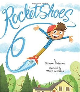 Learn about Rocket Shows by Sharon Skinner